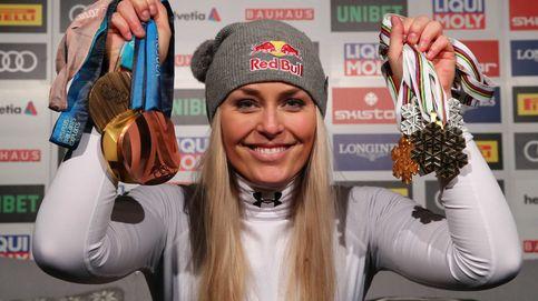 La esquiadora Lindsey Vonn gana el Premio Princesa de los Deportes