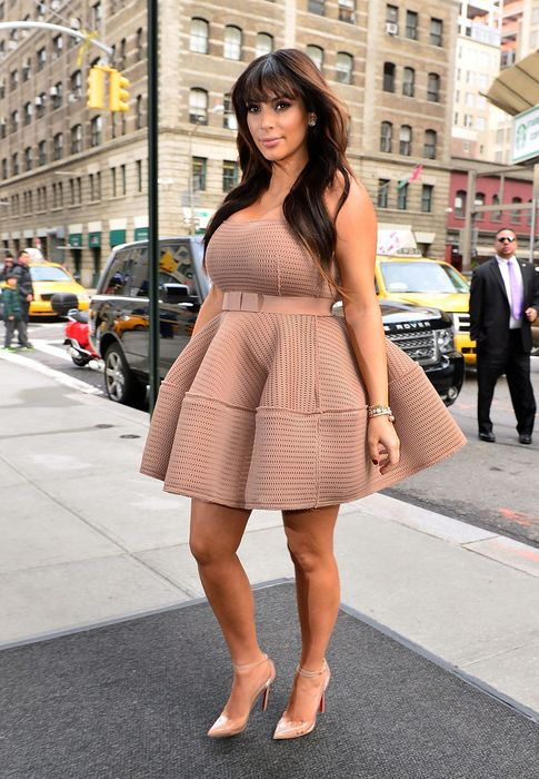 Foto: La televisiva Kim Kardashian, en una imagen de archivo (Gtres)