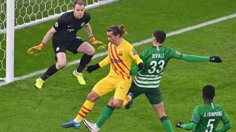 El Barça se gusta ante el Ferencvaros (0-3) y tiene en su mano ser primero de grupo