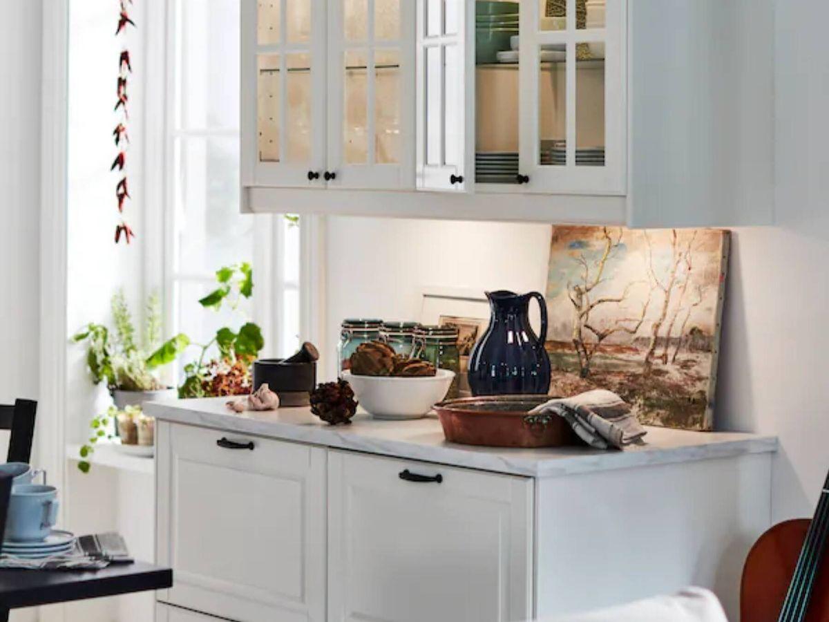 Foto: Ideas de Ikea para cocinas ordenadas. (Cortesía)