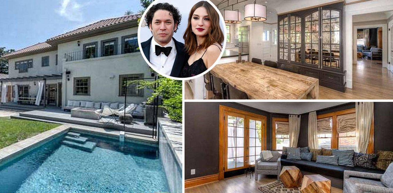 Dudamel, novio de María Valverde, vende su mansión de Los Ángeles por 3 millones