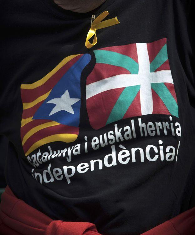Foto: La izquierda 'abertzale' celebra su Aberri Eguna. (EFE)