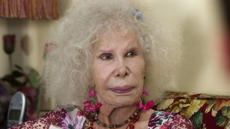 La duquesa de Alba, en una imagen de archivo. (EFE)