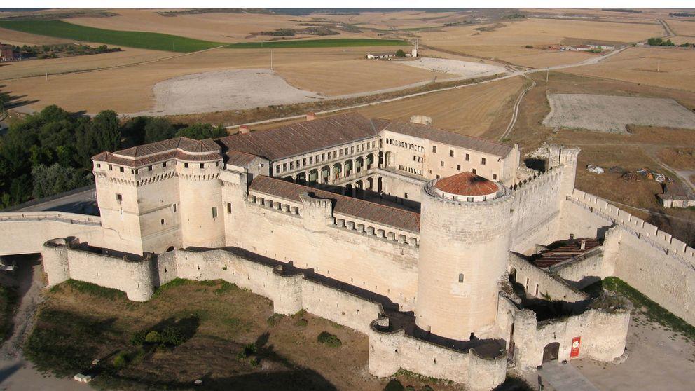 En helicóptero: la vista que nunca tuvo de los castillos segovianos