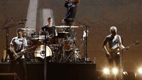 U2 en Barcelona, cuesta abajo desde 1993