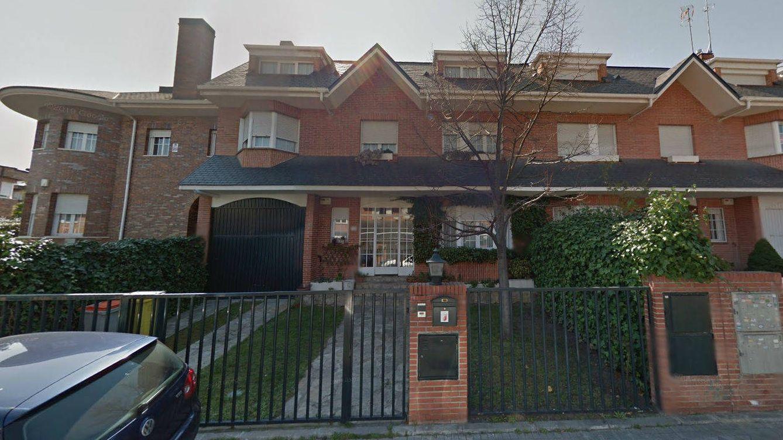 Foto: La casa en la que se grabaron los exteriores de 'Médico de familia'. (GoogleMaps).