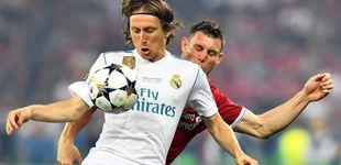 Post de El mal juego de Modric por su fatiga, falta de ilusión y la subida salarial