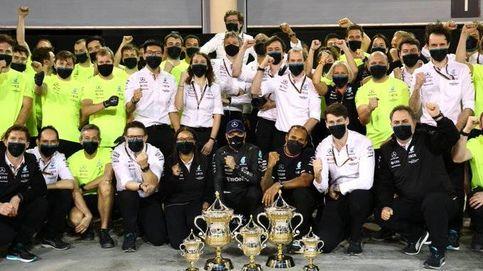 Hamilton y la 'no sanción' del GP de Bahrein : cuando se mezclan churras con racismo