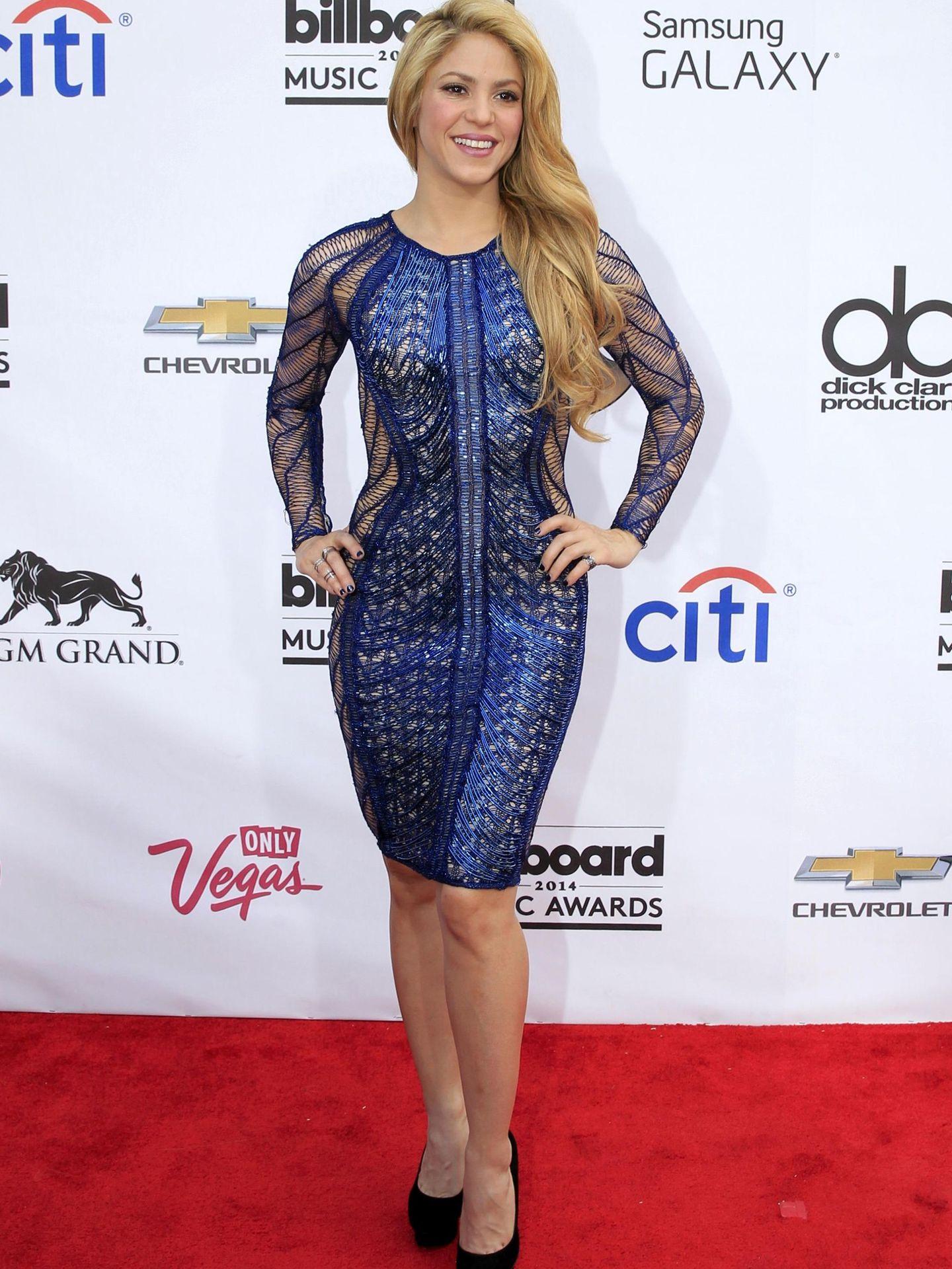 Shakira. (Reuters)