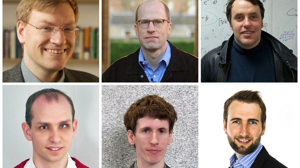 Estos son los once hombres destinados a salvar a la Humanidad del desastre