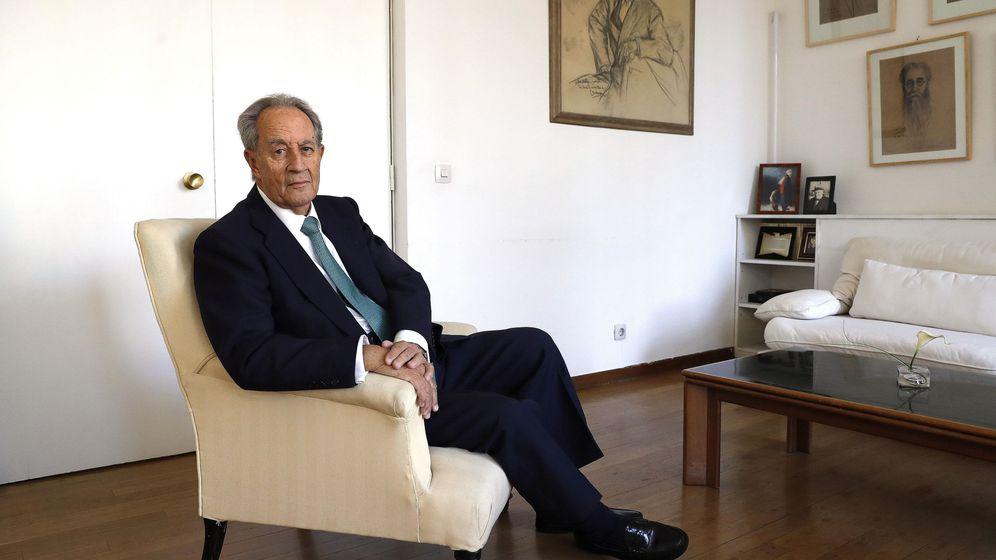 Foto: El empresario y abogado Juan Miguel Villar. (EFE)