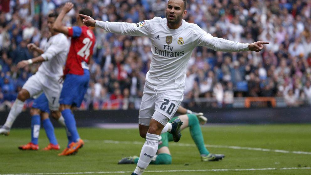Jesé, en busca de la motivación para ser otra vez el jugador 12 del Real Madrid