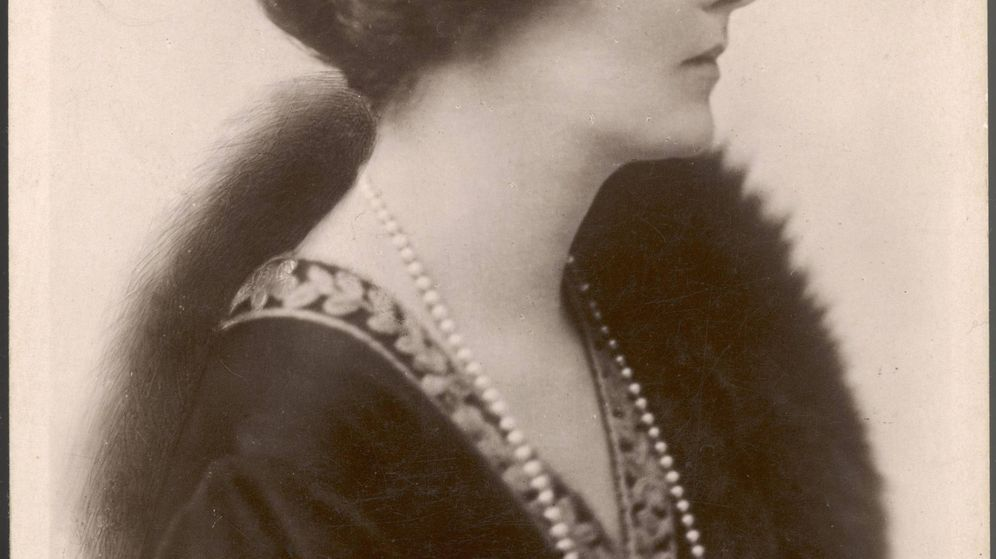 Foto: La princesa Patricia de Connaught. (Cordon Press)