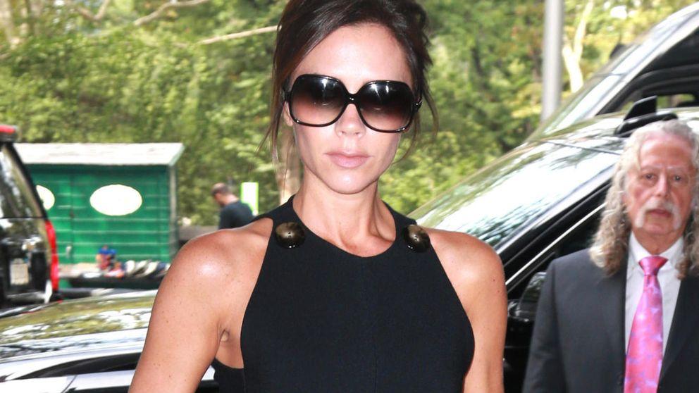 ¿Se saltará la dieta Victoria Beckham en Halloween?