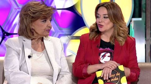 El recadito de María Teresa Campos y Toñi Moreno a 'Sálvame' y Jorge Javier