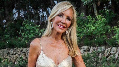 Carmen Lomana cumple 72: del look a la tarta, todos los detalles de su fiesta