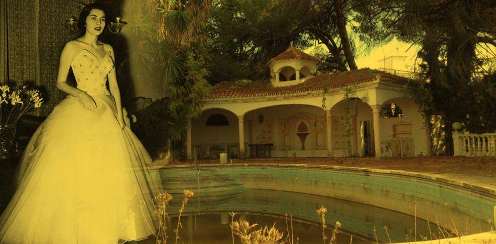 Foto: La princesa Soraya en un montaje elaborado por Vanitatis.