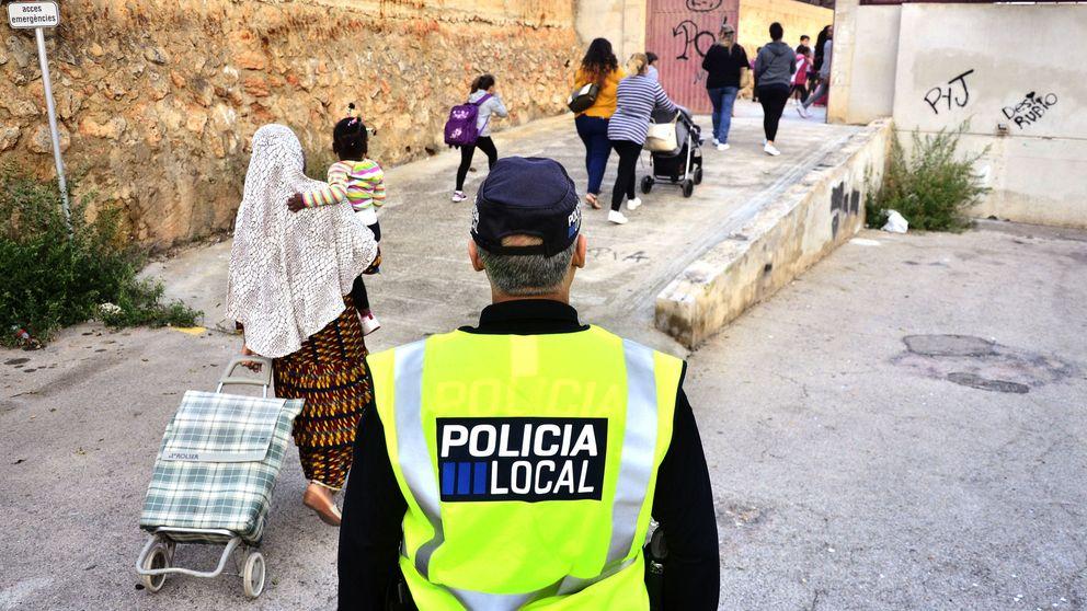 Detenida en Ibiza por apuñalar presuntamente por no dejarle ver a sus hijos