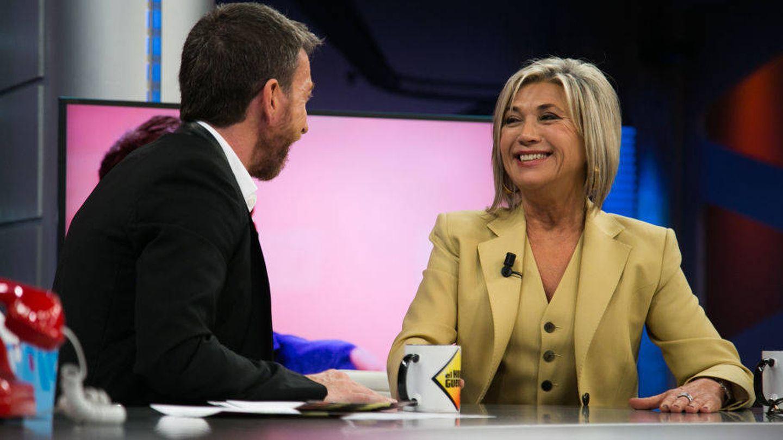Julia Otero, en 'El hormiguero' de Pablo Motos. (Atresmedia)