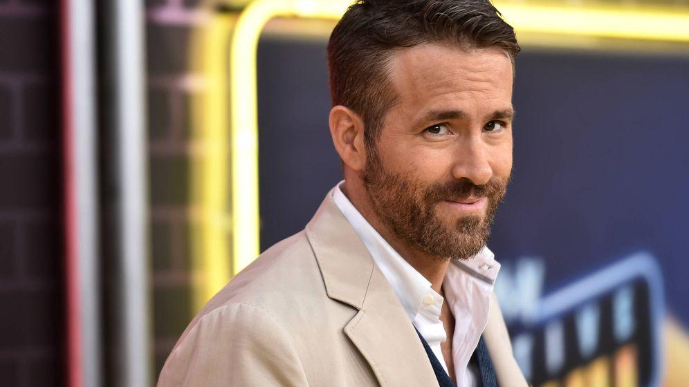 Foto:  Ryan Reynolds, actor y troll. (Getty)