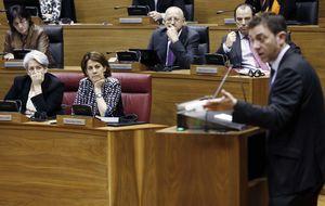 El PSN acata la orden de Ferraz pero le pide reconsiderar la moción
