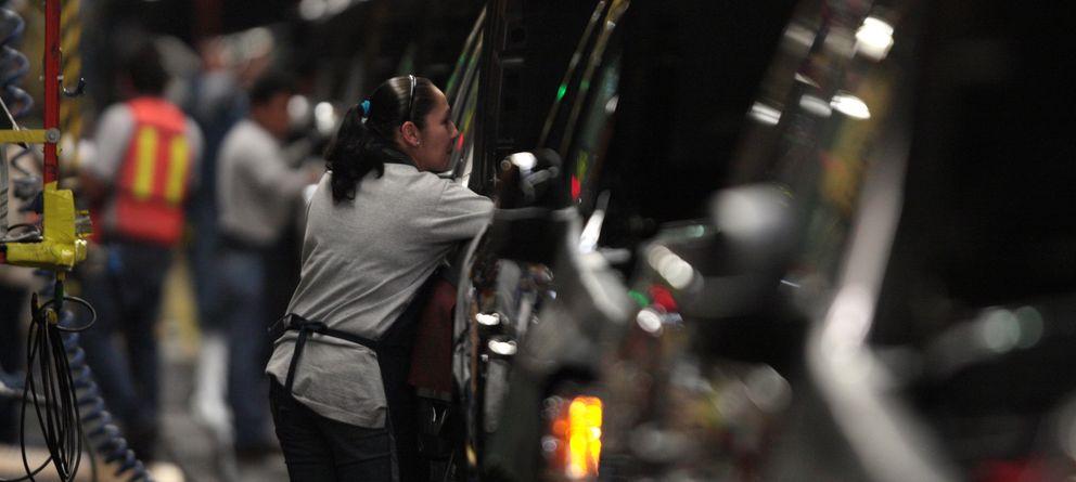 Foto: Empleados de una planta de General Motors en la ciudad mexicana de Silao, en el estado de Guanajuato. (Reuters - Archivo)