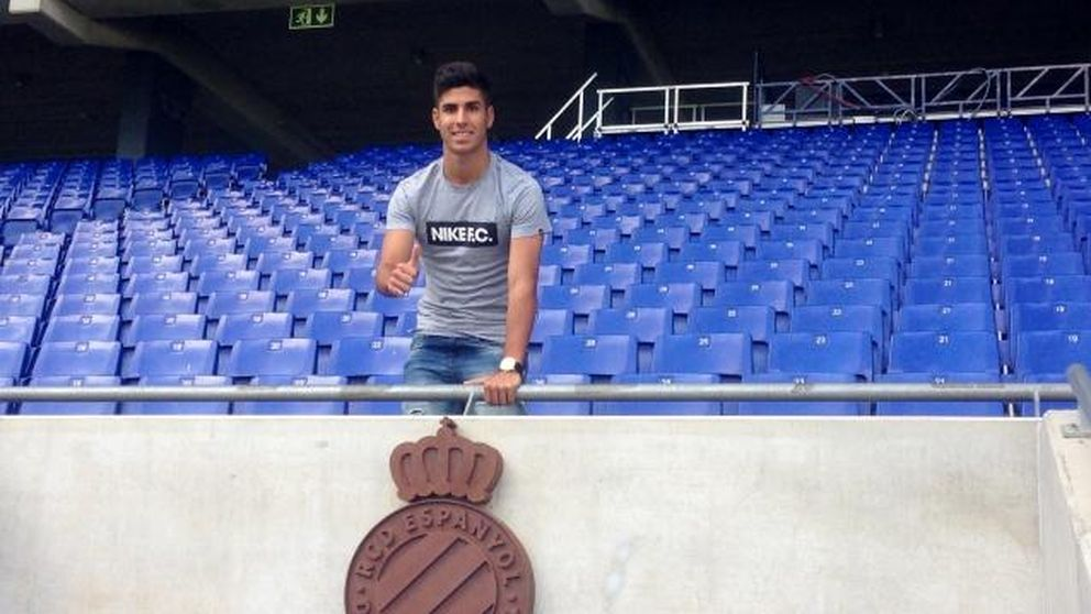 El Madrid no dio a Marco Asensio el caramelo que quería en su último día