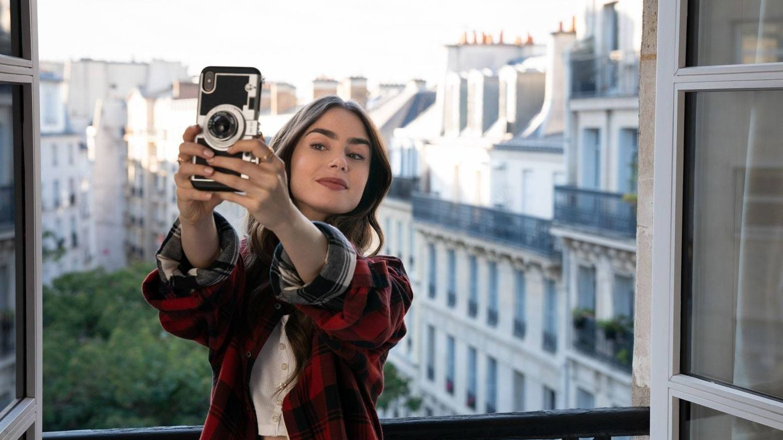 Emily in Paris. (Netflix)