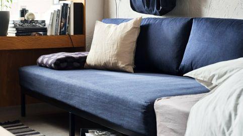Esta colección de Ikea puede ayudarte a tenerlo todo aunque tu salón sea pequeño