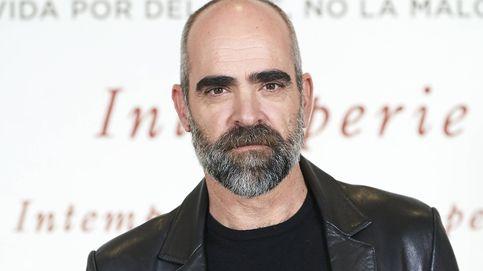 Luis Tosar: payaso, rockero, fan del bricolaje y con carrera en política