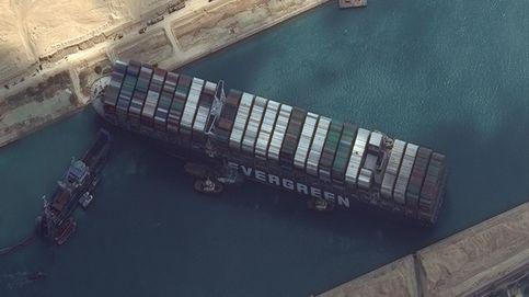 Canal de Suez: los buques podrán esquivar las demandas por los retrasos