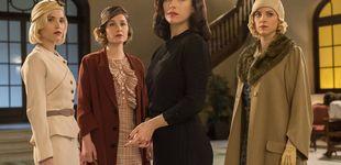 Post de Netflix desvela la fecha de estreno de la T3 de 'Las chicas del cable'