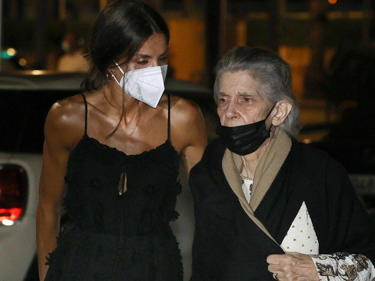 Foto: Irene de Grecia, con la reina Sofía. (EFE)