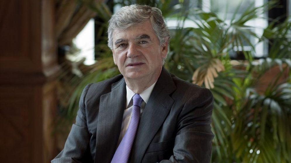 Foto: Santiago Bergareche, actual presidente de Vocento.