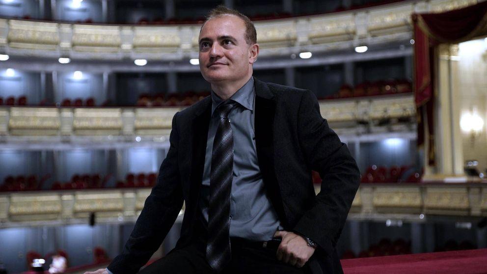 """Matabosch: """"Mantener a la fauna de divos alejada del teatro es muy higiénico"""""""