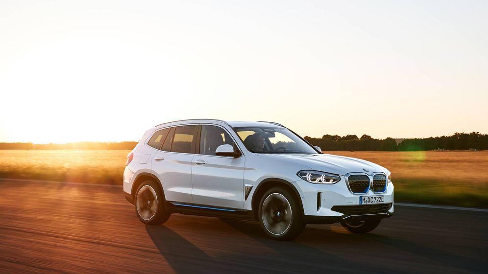 Foto: El nuevo BMW iX3, cuya producción acaba de comenzar en China, es la punta de lanza de su electrificación.