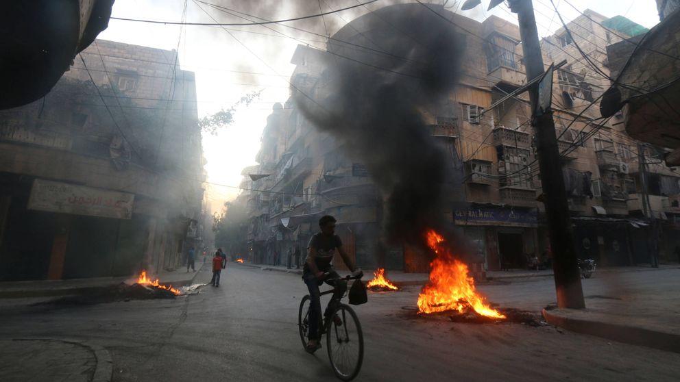 El futuro de Siria se decide en Alepo: la contraofensiva rebelde gana terreno