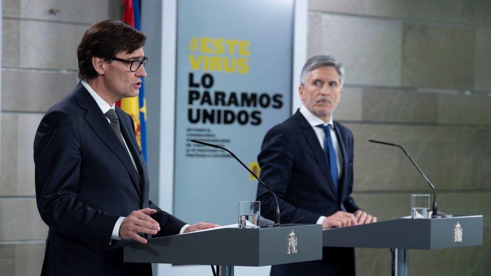 Sanidad cree que España está ya cerca del pico de la epidemia e inyecta 1.000 M € más