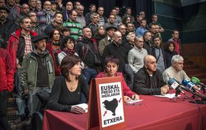 Comunicado de ETA: Superar el conflicto es una prioridad
