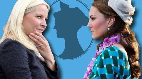 La duquesa de Cambridge le 'roba' la doncella a Mette-Marit de Noruega