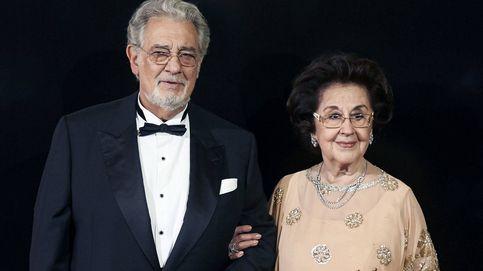 Plácido Domingo cumple 80: Marta Ornellas, la mujer que abandonó su carrera para estar a su lado