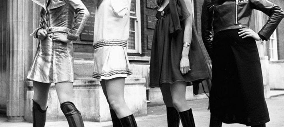 a63c1aa1f Un recorrido en el tiempo por la historia de la minifalda