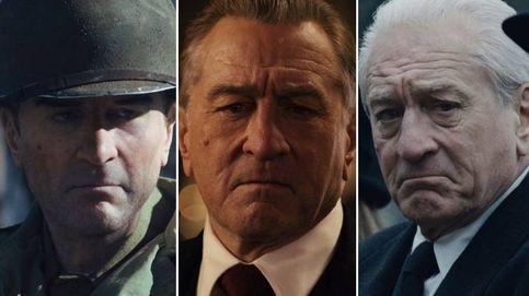 Así está Robert De Niro tras ser rejuvenecido por ordenador para 'The Irishman'