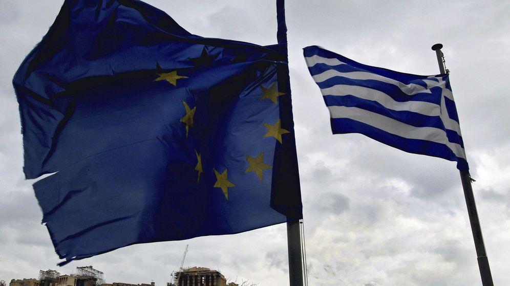 Foto: Grecia prende la chispa... pero la deuda pública sufre por la falta de liquidez