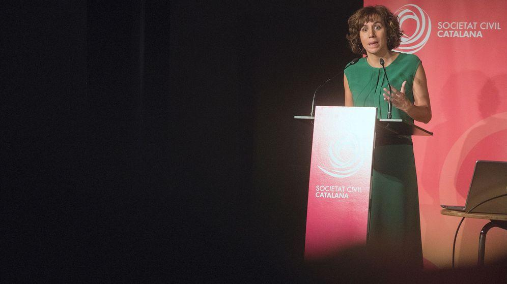Foto: La secretaria de Estado de la España Global, Irene Lozano. (EFE)