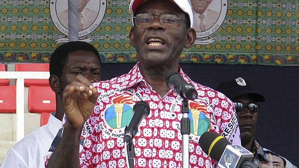 Foto: El presidente de Guinea Ecuatorial, Teodoro Obiang. (EFE)