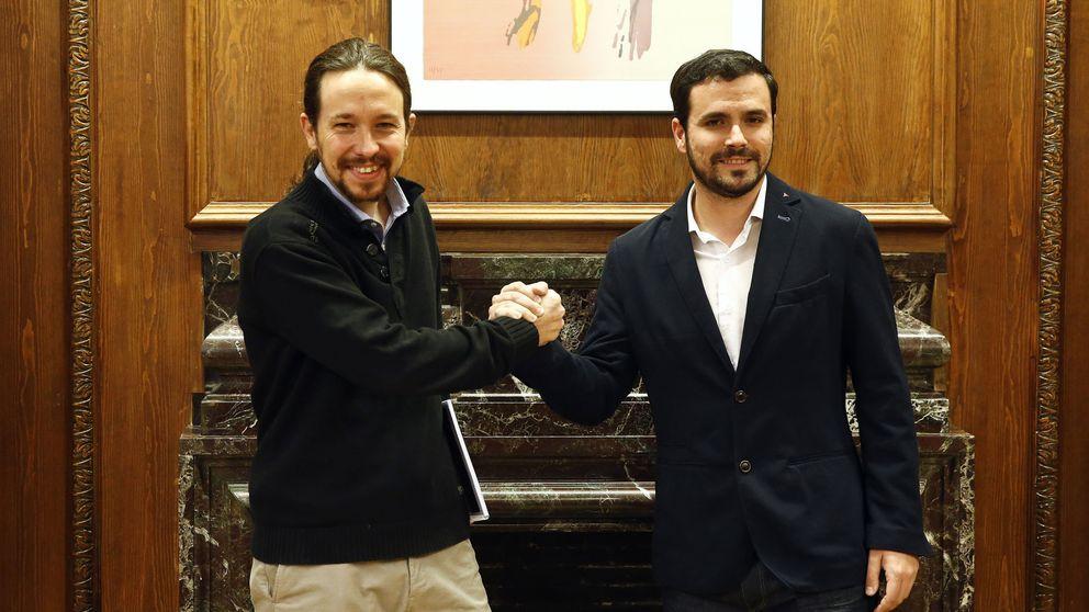 Iglesias intentará sumar para el 26-J los votos de Garzón para 'comerse' al PSOE