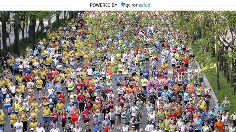 Siete claves para correr una maratón sin poner en riesgo tu salud