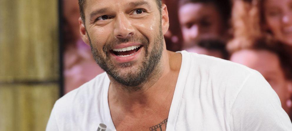 Foto: Ricky Martin en una imagen de archivo (GTres)