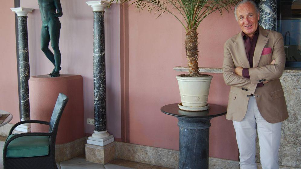 Foto: Ricardo Arranz, conde de Villapadierna. (Vanitatis)